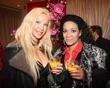 Alicia Duvall and Guest The Launch of 'Dream...