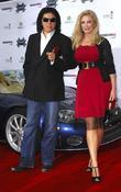 Gene Simmons and Shannon Tweed Rally For Kids...