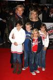 Gordon Ramsay, Tana Ramsay and Victoria Beckham
