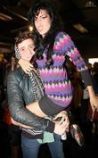 Nick Grimshaw, Amy Winehouse and Selfridges