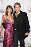 Kato Kaelin and guest The Reality Awards at...