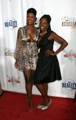 Omarosa Manigault-Stallworth and guest The Reality Awards at...