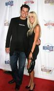Zach Swerdzewski and guest The Reality Awards at...
