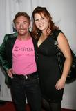 Danny Bonaduce and guest The Reality Awards at...