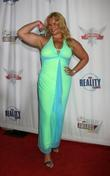 Robin Coleman aka Hellga The Reality Awards at...