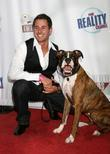 Travis Brorsen and Presley The Reality Awards at...