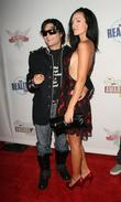 Corey Feldman and Susie Feldman The Reality Awards...