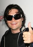 Corey Feldman The Reality Awards at the Avalon...