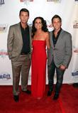 Jeff Lewis, Jenni Pulos and Ryan Brown