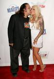 Ron Jeremy and guest The Reality Awards at...