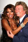 Traci Bingham and Nigel Lythgoe The Reality Awards...
