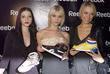Michelle Trachtenberg, Taylor Momsen and Katrina Bowden