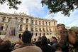 Remembrance Sunday memorial service held at the Cenotaph
