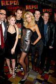 Alexa Vega, Paris hilton Lionsgate Premiere of 'Repo!...