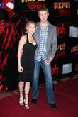 Alexa Vega and Sean Covel Lionsgate Premiere of...