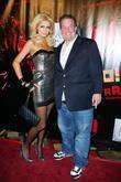 Paris Hilton and Jeff Beacher Lionsgate Premiere of...