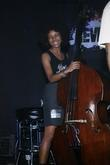 Esperanza Spalding  performs during Revive Da Live...