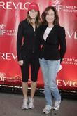Jessica Biel and Lilly Tartikoff