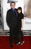 David Harbour and Zoe Kazan  Los Angeles...