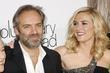 Director Sam Mendes and Kate Winslet Los Angeles...