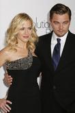 Kate Winslet and Leonardo DiCaprio Los Angeles Premiere...