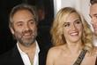 Sam Mendes and Kate Winslet Los Angeles Premiere...