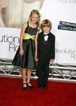 Ryan Simpkins and Ty Simpkins The World Premiere...