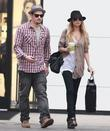 Nicole Richie and boyfriend Joel Madden