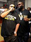 DJ Khaled at Rick Ross Rick Ross officially...