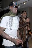 Dennis Rodman and Lenny Moore