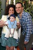 Marissa Jaret Winokur, Husband Judah Miller and their son Zev