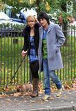 Ekaterina Ivanova and Ronnie Wood