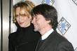 Uma Thurman and Ken Burns