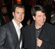 Jimmy Carr and Michael Mcintyre