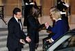 President Nicolas Sarkozy and Prince Charles