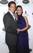Jennifer Love Hewitt and Ross Mccall