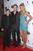 Nancy O'Dell with her husband Keith Zabchebich and...