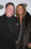 William Shatner with his wife Hollywood United for...