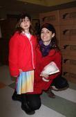 Amy Brenneman and Charlotte Brenneman