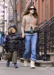 Sarah Jessica Parker and Her Son James Wilke Broderick