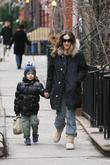 Sarah Jessica Parker and Her Son James Wilkie Broderick