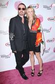 Dave Stewart and Sheryl Crow