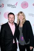 David Arquette and Laura Dern