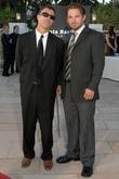Ash Adams and Kirk Douglas