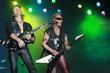 Matthias Jabs and Rudolf Schenker Rock group Scorpions...