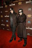 Marilyn Manson and Twiggy Ramirez