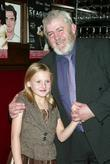 Peter Wight and His Daughter Polly