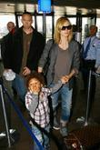 Heidi Klum and Her Son Henry Samuel