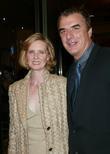 Cynthia Nixon and Frank Langella
