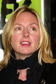 Hope Davis Opening Night of the new Broadway...